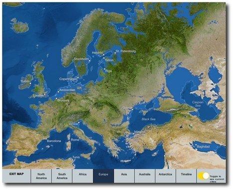 Si se derritiera todo el hielo terrestre... | Biología. Biology. Education. TIC | Scoop.it