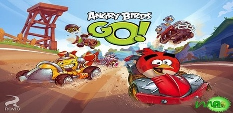 Angry Birds Go! android Hack ~ MU Android APK | metal | Scoop.it
