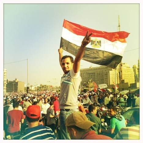 Jun25: #Egypt may your future be bright as the smiles in #Tahrir today :D | Egyptday1 | Might be News? | Scoop.it
