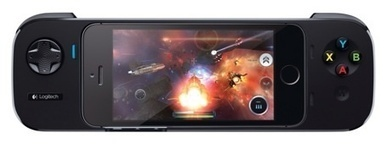 Logitech releases PowerShell Controller + Battery for iPhone/iPod Touch gaming | iphone | Scoop.it