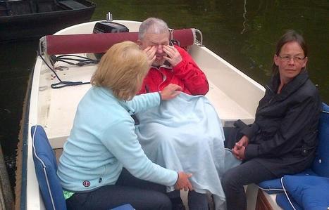Twitter / Willemsvaart: Emotioneel momentje.. Een ...   Rolstoel   Scoop.it
