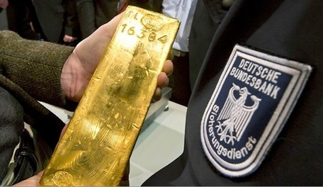 James Turk - Germany's Gold Is Being Held Hostage | Gold and What Moves it. | Scoop.it