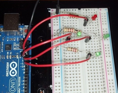 Arduino Project Log: Getting Started with a Digital Compass | CuongPT | Scoop.it