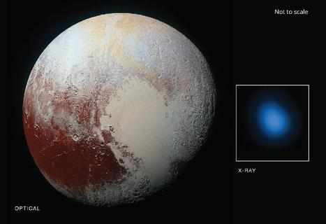 #Pluto Emits X-Ray: #Scientists Baffled How Dwarf Planet Releases #Radiation | Limitless learning Universe | Scoop.it