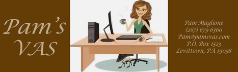 Pam's Virtual Assistant Weekly | Virtual Assisting | Scoop.it