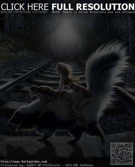 Fairytale art, beautiful photomanipulations by Shorra | Digital Art Gallery | Digital Photography | Scoop.it