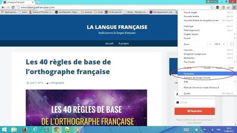 Comment améliorer son français avec internet | La langue française | Autodidactes et parcours atypiques d'apprentissage | Scoop.it