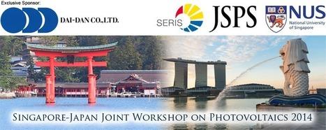 Solar Energy Research Institute of Singapore | Энергия для всех | Scoop.it