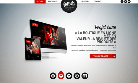 Fatfish designed by Fatfish | Pure Thought Media > Branding Agency London > Digital Communications | Scoop.it