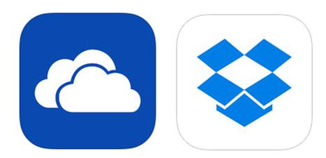 Dropbox y SkyDrive actualizadas para iPad. Comparativa ahora que están mejoradas | BP | Scoop.it