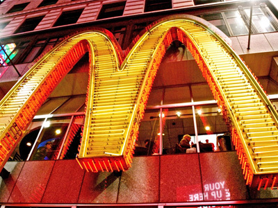 15 Facts About McDonald's That Will Blow Your Mind | McDonald's Corporation | Scoop.it