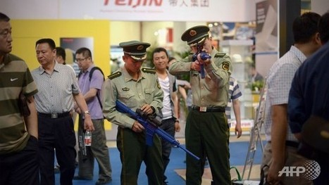 Vendors seek to profit from China's security budget - Channel News Asia | Technological Sparks | Scoop.it