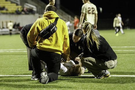 The Northerner : Athletic trainers discuss working with injured athletes   Making the Right Call   Scoop.it
