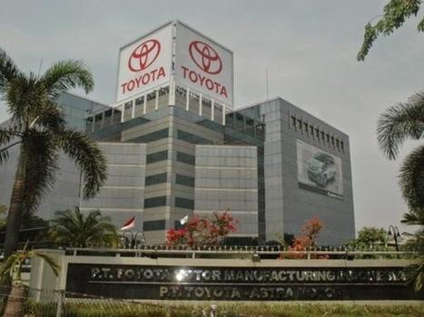 Lowongan Kerja Karawang PT Toyota Motor Manufacturing Indonesia Oktober 2014   information   Scoop.it