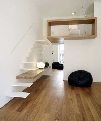 CLICK here... • (via Beautiful Wood Insertions in a Modern Home's... | GOSSIP, NEWS & SPORT! | Scoop.it