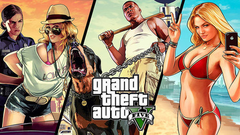 Comparacion gráfica de GTA V en PS3 y PS4 es impresionante [video] | Byte53 | Scoop.it