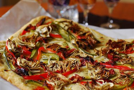 Cuchillito y Tenedor: Coca con verduras.   Libro de recetas   Scoop.it