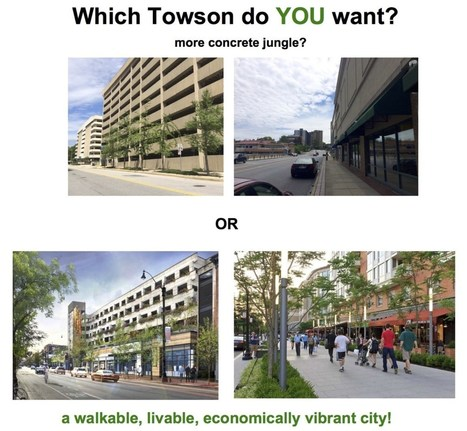 Rally for Better Towson Zoning | Events of Interest to NeighborSpace Followers | Scoop.it