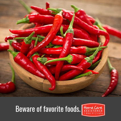 Types of Foods Seniors Should Avoid | Home Care Assistance of Grand Rapids | Scoop.it