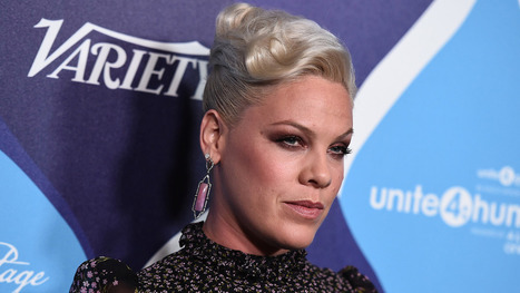 Singer Pink Flawlessly Shuts Down Internet Criticism About Her Weight | Back Chat | Scoop.it
