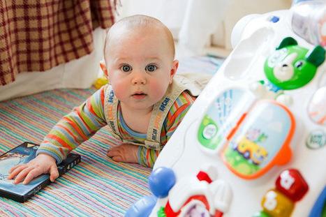 La importancia del gateo en los niños y niñas | Recull diari | Scoop.it