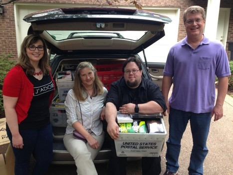 Book Donation to Linebaugh Public Library - | Tennessee Libraries | Scoop.it