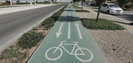 Three more cycling and jogging trails in Abu Dhabi are currently in progress | Adgeco Group of Companies | Scoop.it