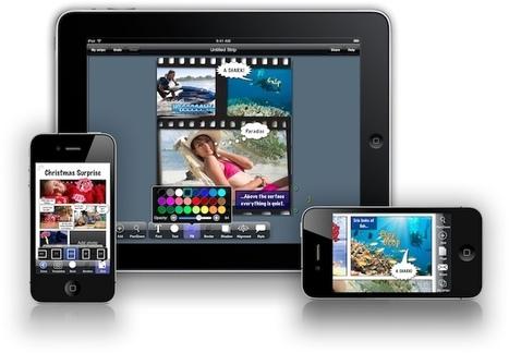 Vivid apps   Aineenopettajien tvt-kurssi   Scoop.it