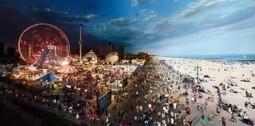 New York City, Day and Night Combined By Stephen Wilkes (Photo Gallery) - Karma Jello   Le monde by Directours   Scoop.it