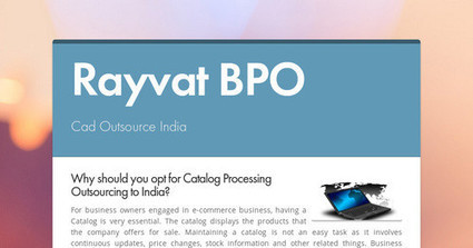 Catalog processing companies in Indi | Accounting Services | Scoop.it