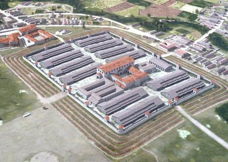 Fuerte auxiliar romano de Alae | Wall Photos |Facebook | LVDVS CHIRONIS 3.0 | Scoop.it