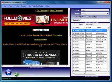 Software Aplikasi TV Online | Aplikasi TV Online | Scoop.it
