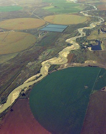 """The Ogallala Aquifer, an important water resource, is in trouble - Kansas City Star (""""a finite source"""")   Water Stewardship   Scoop.it"""