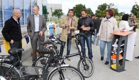 A Nantes, 100 000 salariés sont sensibilisés aux transports doux via le Plan de mobilité d'Entreprise - Expériences - Ecollectivités   Mobilité   Scoop.it