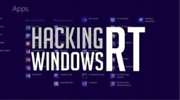 Hacking Windows RT Journal Part 3: Emulating x86 Apps - WinSource | Windows8 Programming | Scoop.it