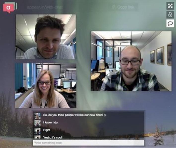 Appear.in : outil de vidéoconférence gratuit sans installation (jusqu'à 8 participants) | MOOC Francophone | Scoop.it