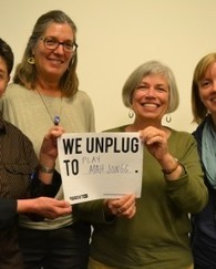 Join The National Day Of Unplugging – March 6-7, 2015 | New media environment | Scoop.it