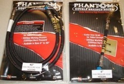 """Innovative Scuba Concepts issues """"Phantom"""" Braided High Pressure Hose Recall 