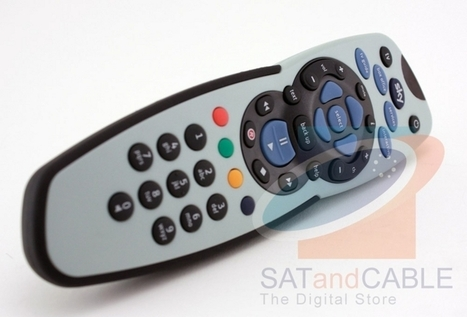 Sky HD remote | SAT and CABLE | Scoop.it