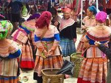 Sapa Colourful Markets Tour ( Best Selling ) | Sapa Tours | Sapa Tours with Asia Charm Tours | Scoop.it