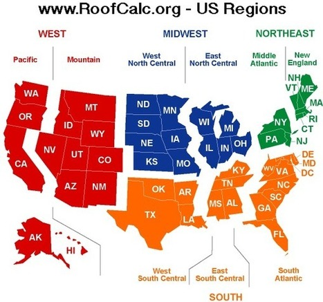 Regional Roofing Price Differences in US | Home Improvement | Scoop.it