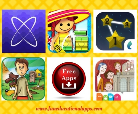 Daily Best Free and Discounted Apps for kids and Education - December 2 - Fun Educational Apps for Kids   Daily Free Kids Apps   Scoop.it