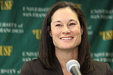 San Francisco Chronicle: USF's Azzi gets contract extension | USF in the News | Scoop.it