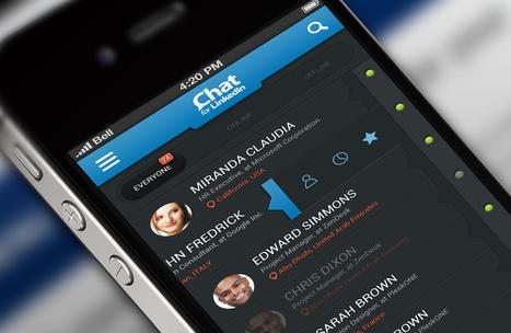 LinkedIn Chat App | Blink Chat for LinkedIn™ | Scoop.it