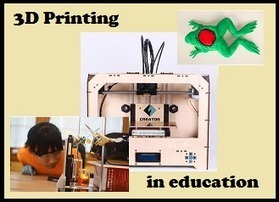 3D Printing – Coming to a Classroom Near you (Sooner Than you Think)! | Using Technology to Transform Learning | Scoop.it
