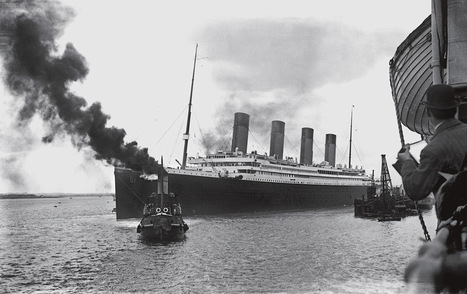 Unseen Titanic - Gallery: Then & Now - Pictures, More From National Geographic Magazine | Resources for Teaching about the Titanic | Scoop.it