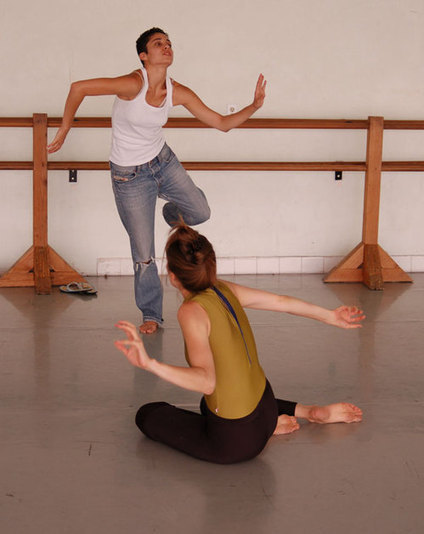 Sometimes art is all about the collaboration | Blog of the Dance | Scoop.it