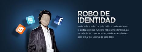 Que es Identidad Robada | Creatividad en la Escuela | Scoop.it