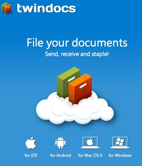 Twindocs - File your Documents | LearningGems | Scoop.it