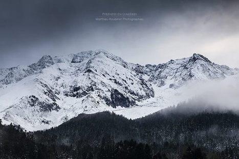 Arbizon et Monfaucon - Pyrénées en Lumières - Matthieu Roubinet Photographies | Facebook | Vallée d'Aure - Pyrénées | Scoop.it